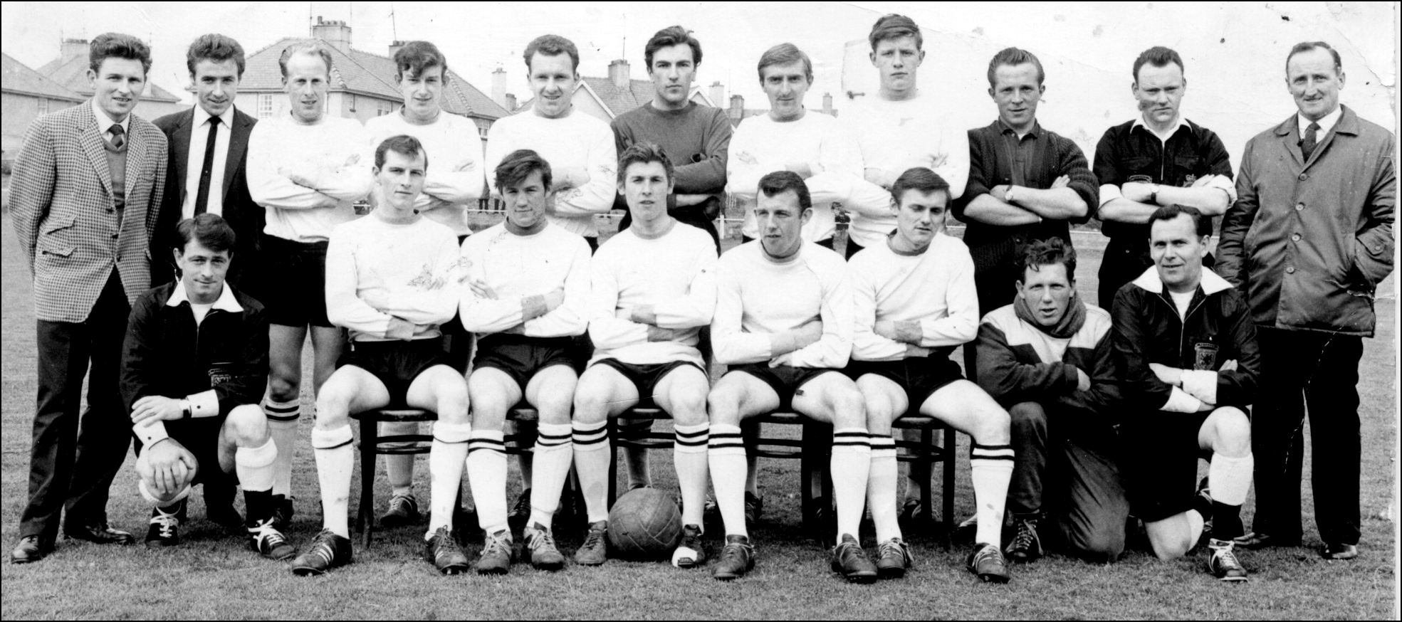Caernarfon League Team '60's circa