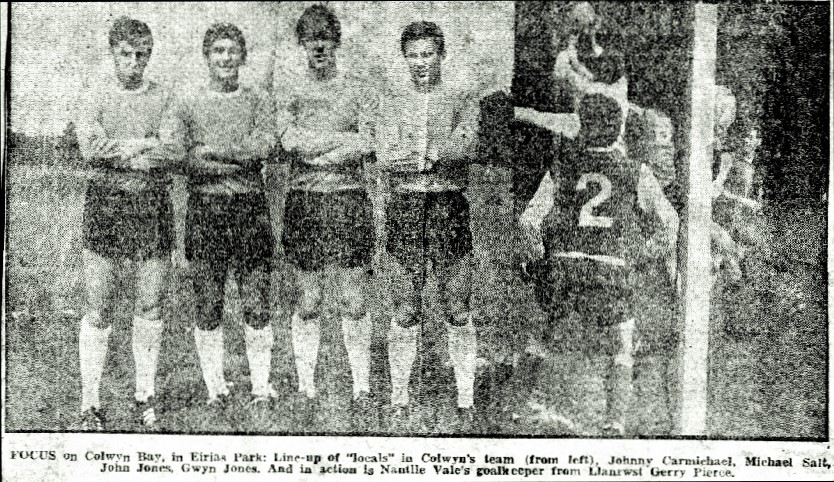 colwyn bay players