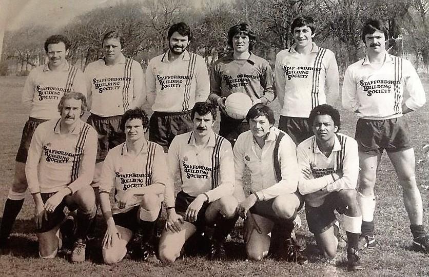 Abergele Reserves circa 1981