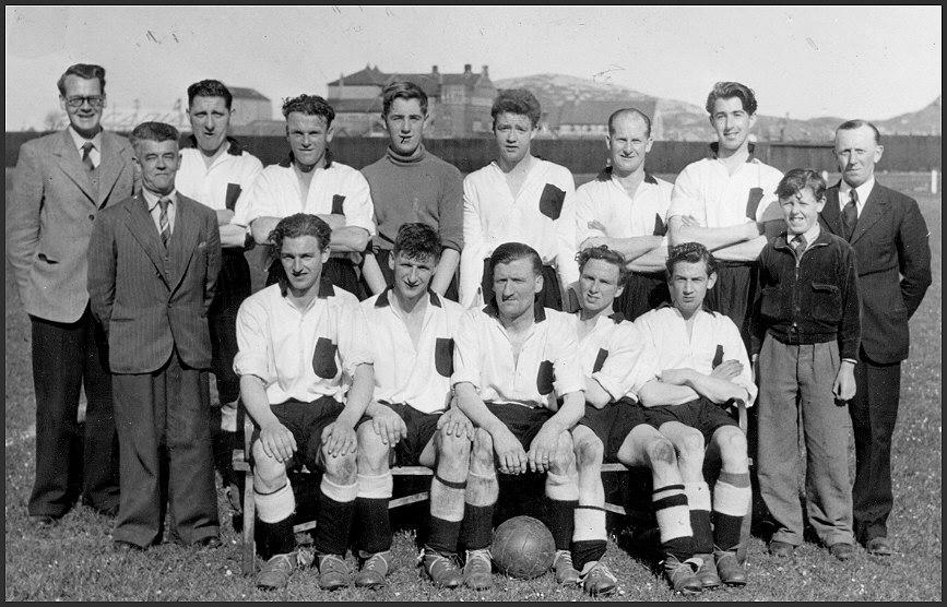 Llandudno F.C. 1950-54 amended
